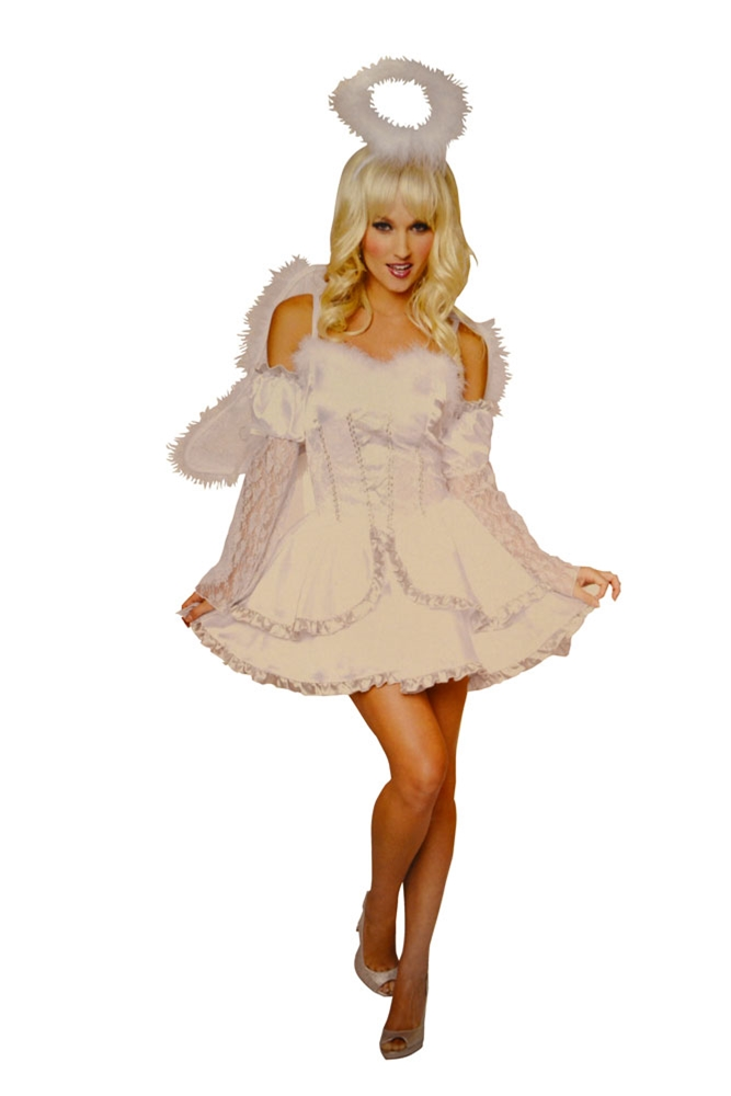 Angel Adult Womens Costume