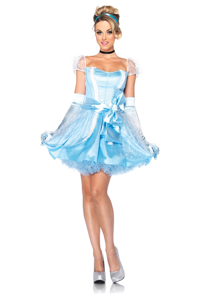 Glass Slipper Cinderella Adult Womens Costume