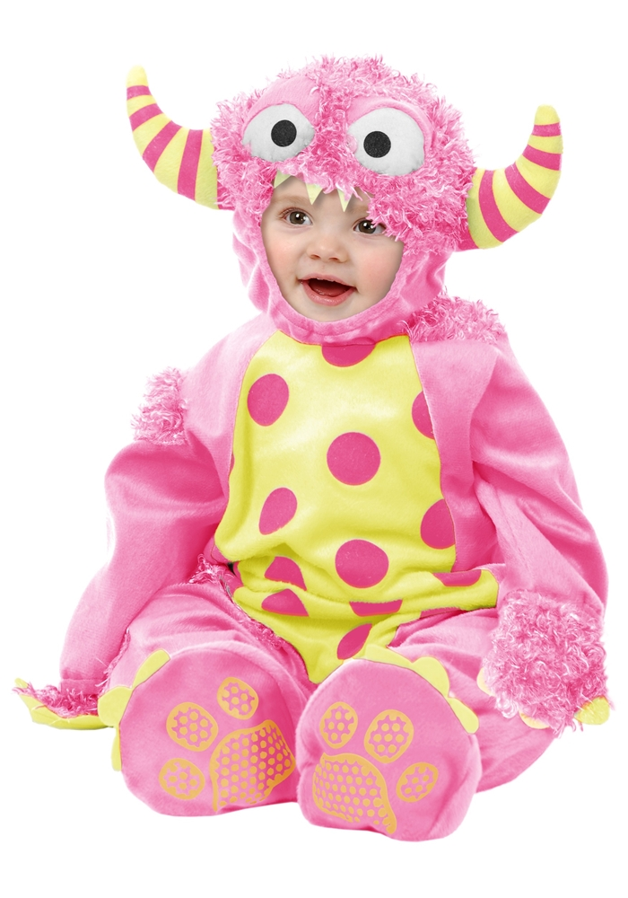 Mini Monster Infant Costume