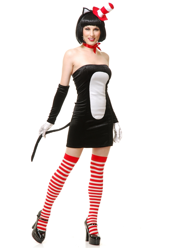 Sexy Kitty Cat Adult Costume