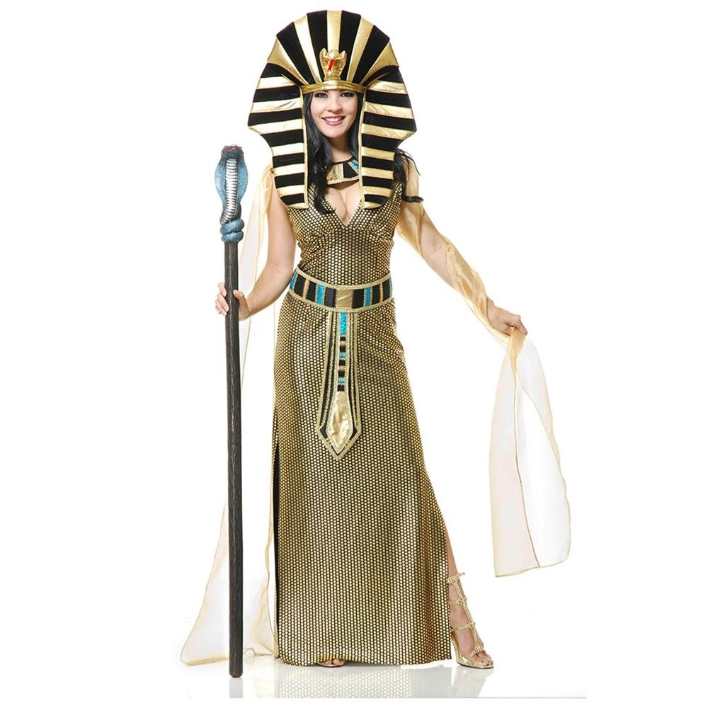 Egyptian Pharaoh Princess Adult Womens Costume