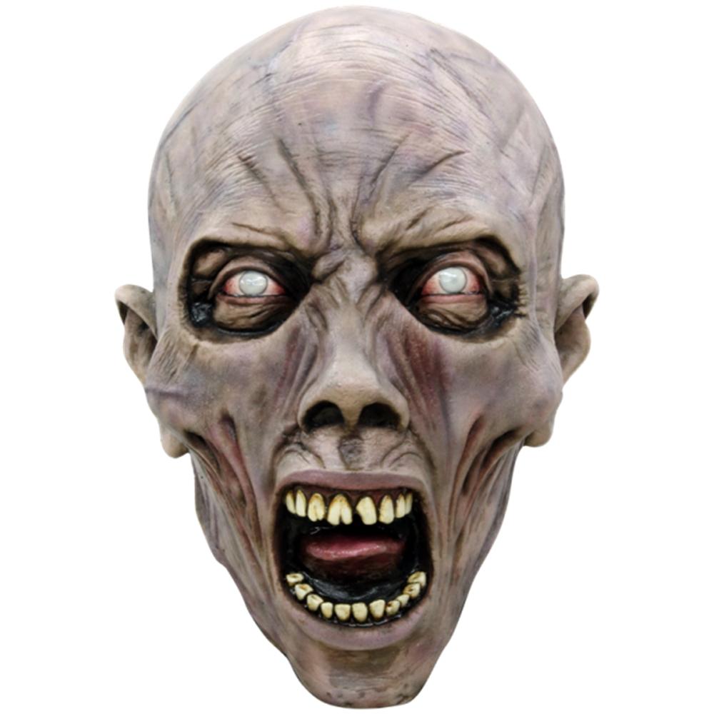 World War Z Screaming Zombie #1 3/4 Mask