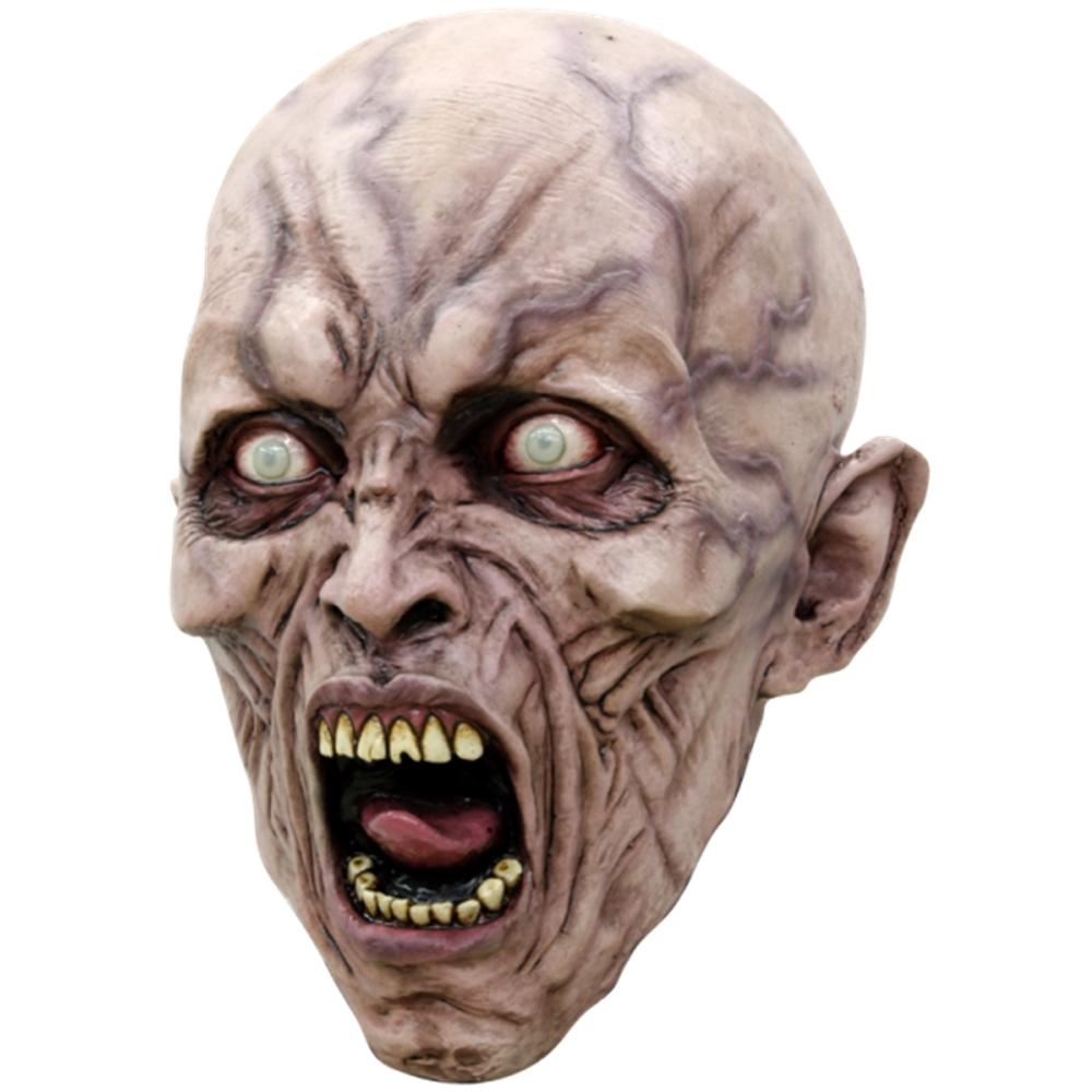 World War Z Screaming Zombie #2 3/4 Mask