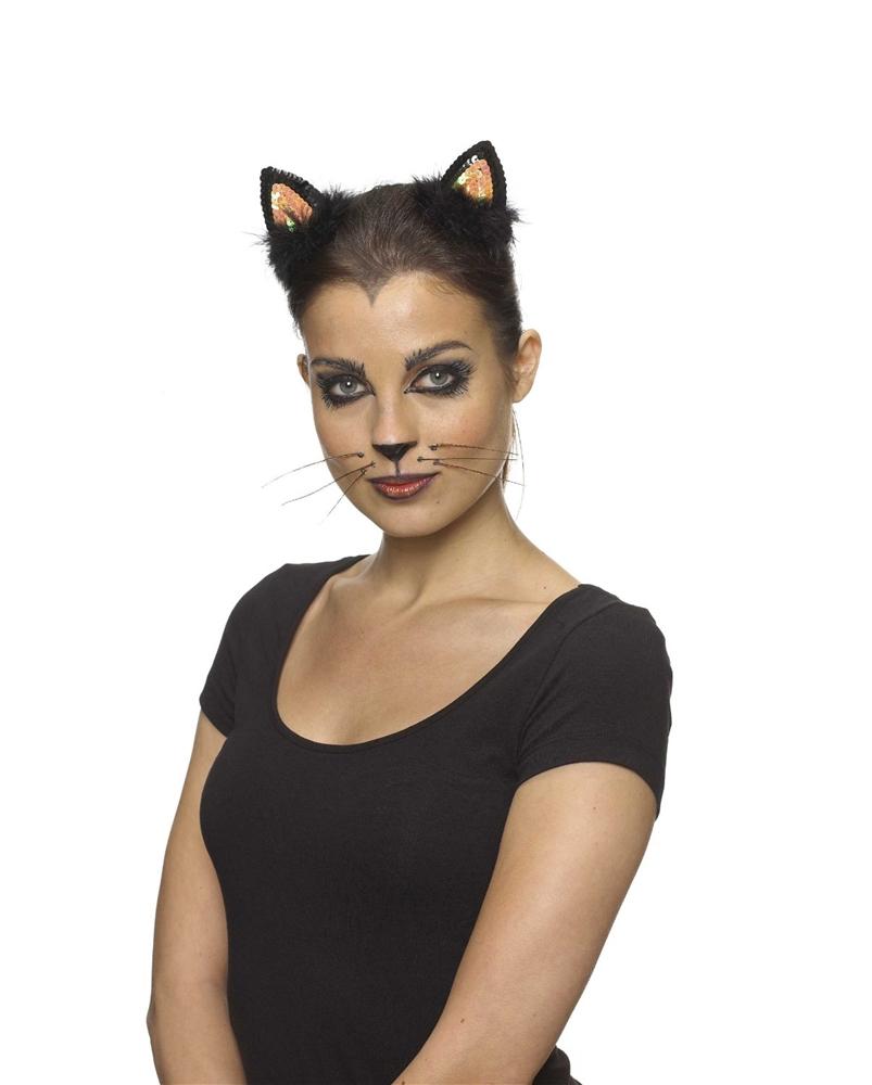 [Clip-On Cat Ears] (Clip On Cat Ears)