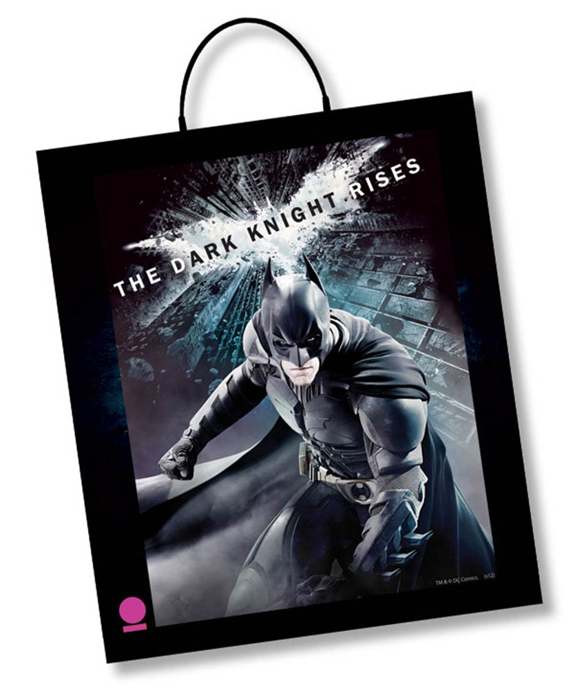 Batman Dark Knight Rises Treat Bag