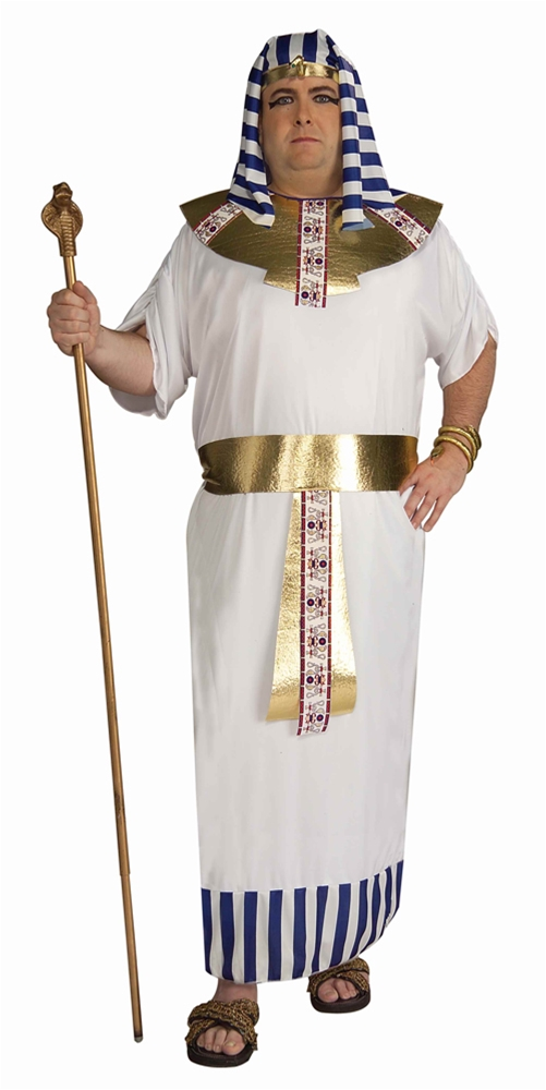 Pharaoh Adult Mens Plus Size Costume