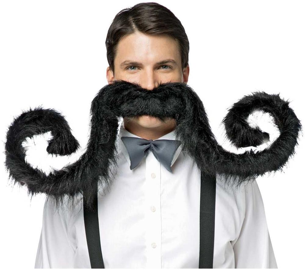 Super 'Stache Moustache 60in