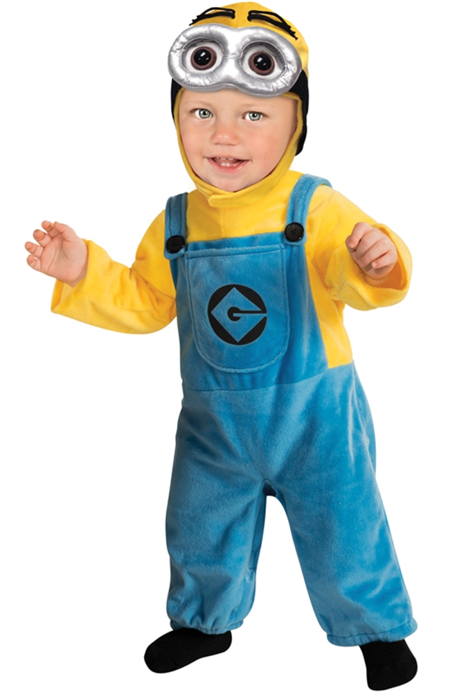 Despicable Me 2 Minion Infant & Toddler Costume