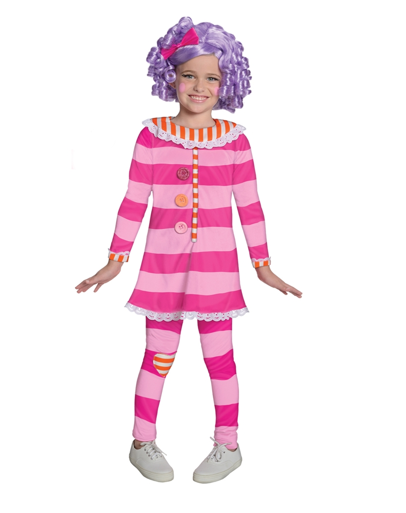 Lalaloopsy Pillow Featherbed Child Costume