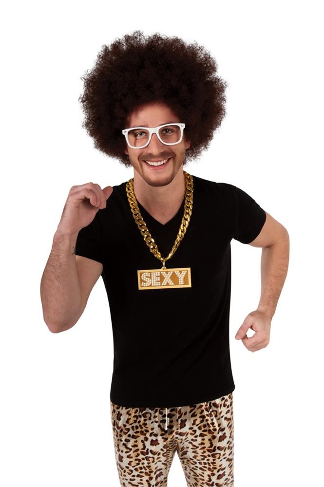 LMFAO Sexy Gold Chain