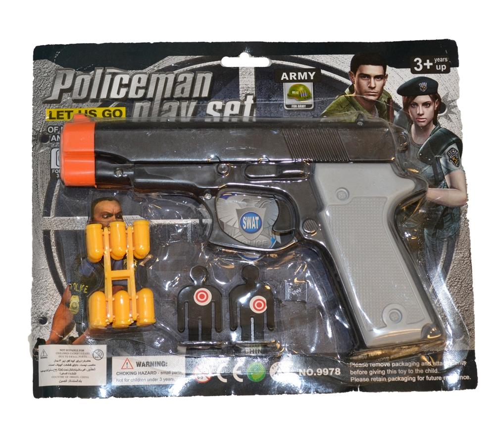 Купить Policeman Playset