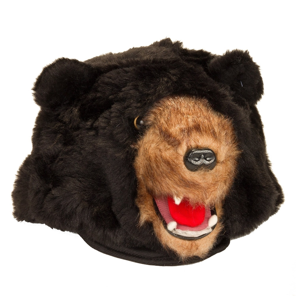 Black Bear Hat