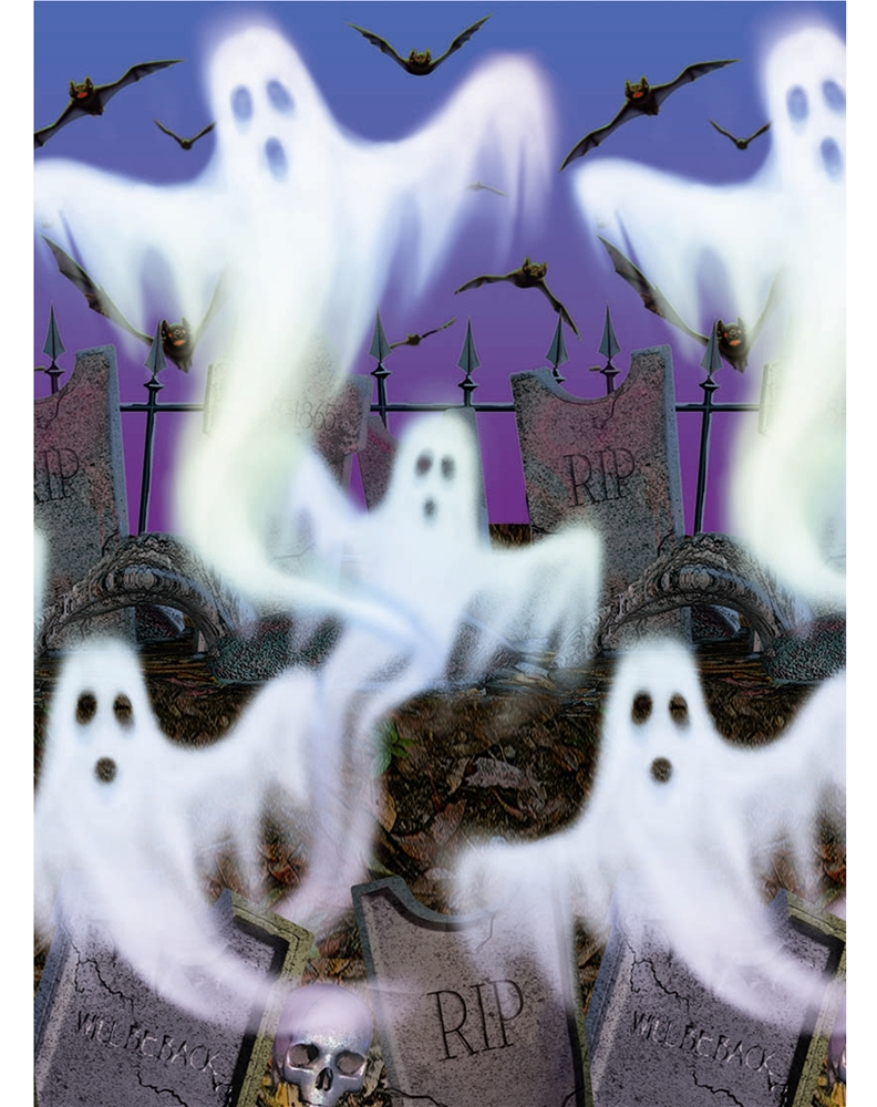 Ghostly Scene Setter