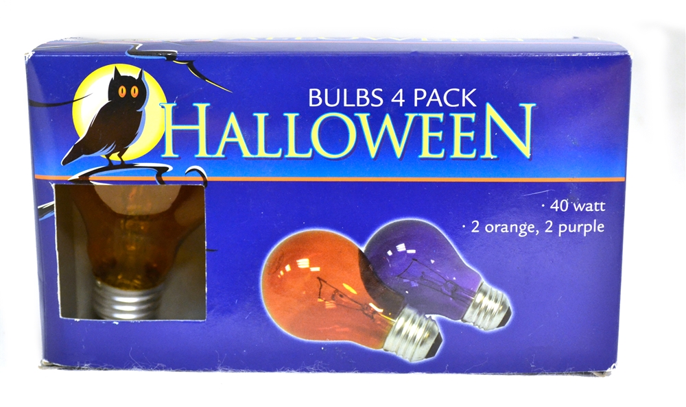 Halloween Party Lights 4ct