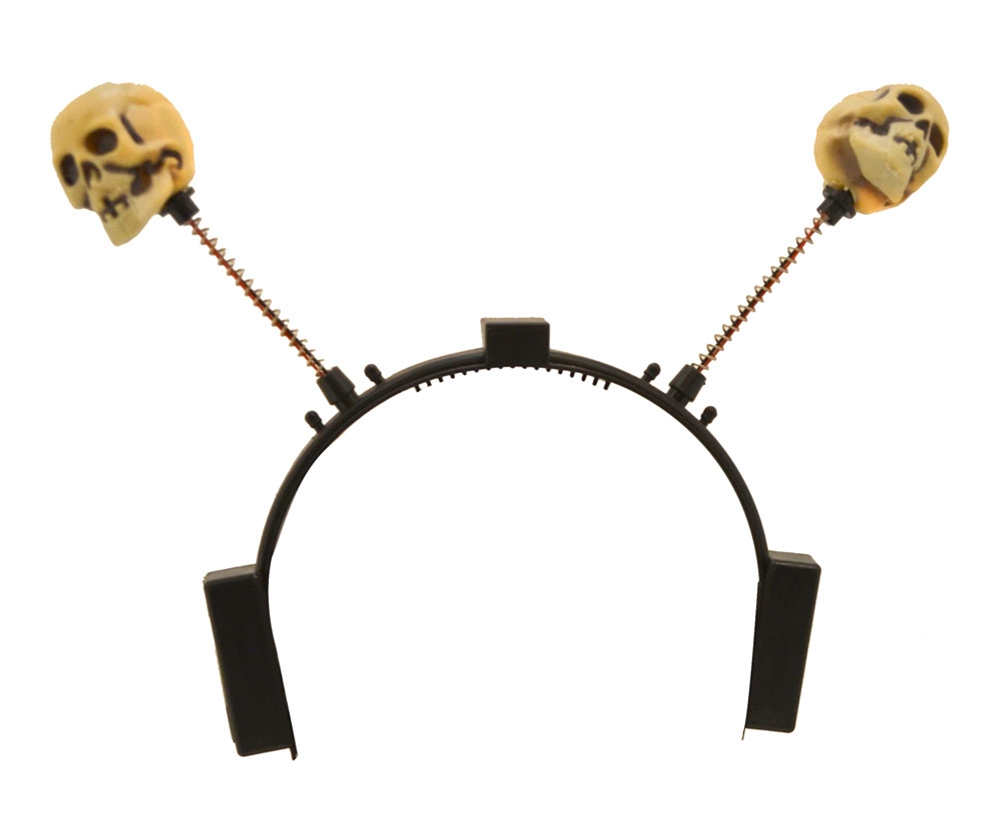 Skull Headband Light by Jide Trading Inc.