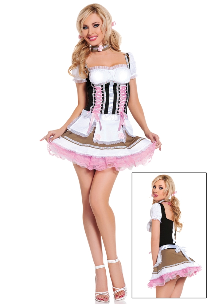 Heidi Ho Beer Girl Adult Womens Costume