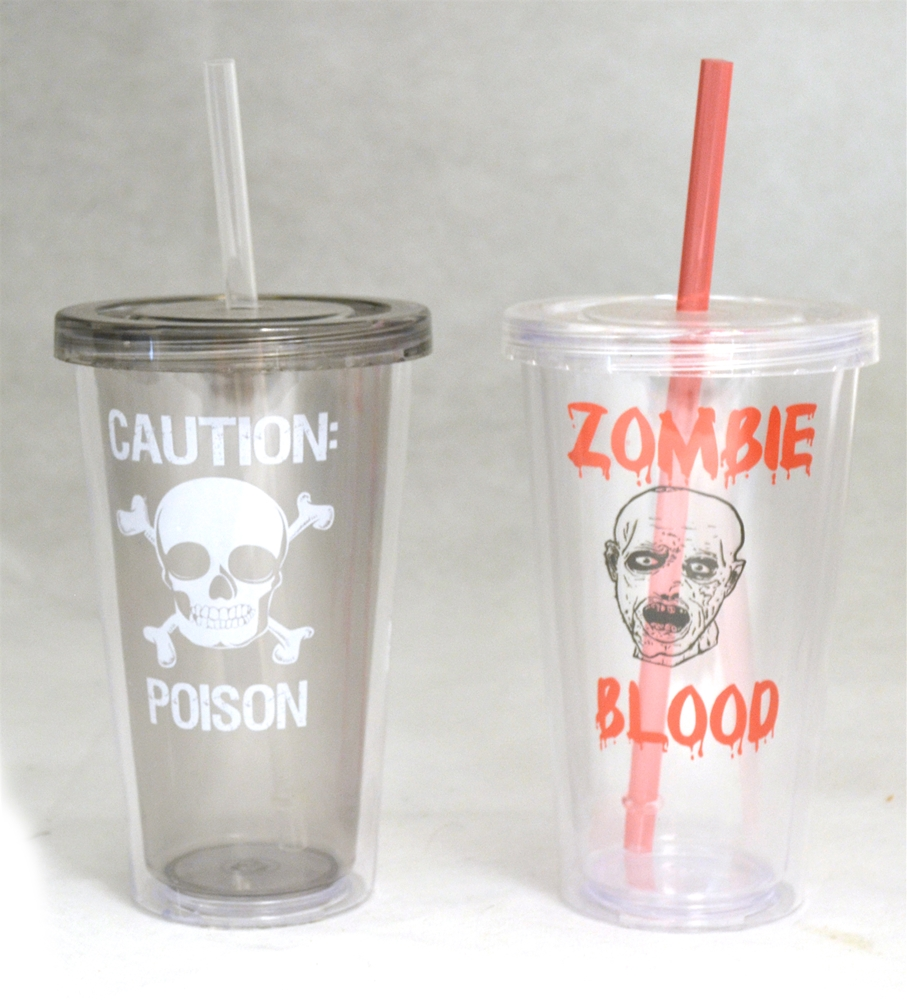 Halloween Double Walled Tumbler (More Styles)