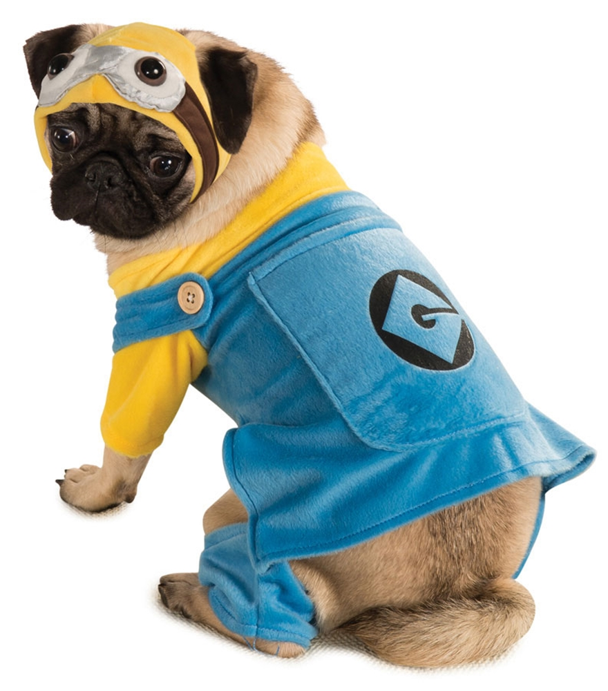 Despicable Me 2 Minion Pet Costume 887800
