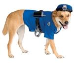 Police-Pet-Costume