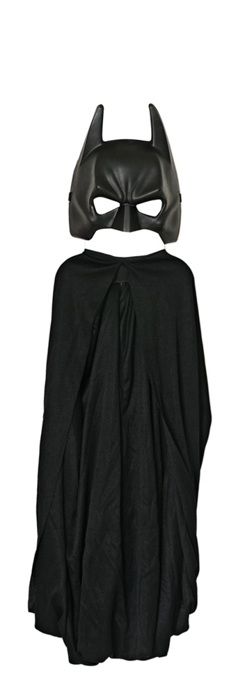 Batman Costume Child Cape & Mask