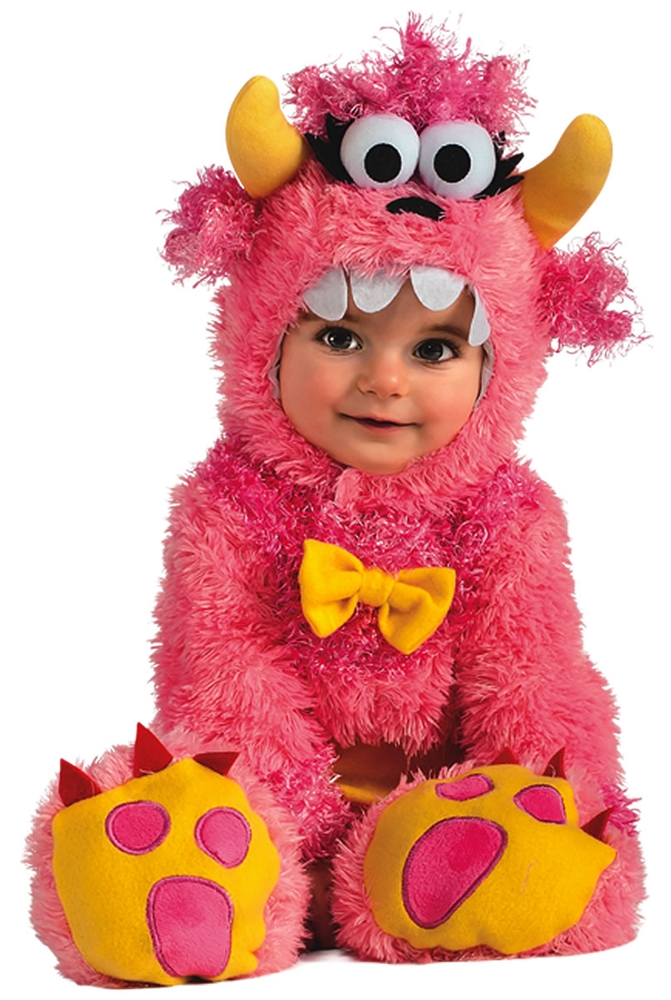 Pinky Winky Monster Infant Costume