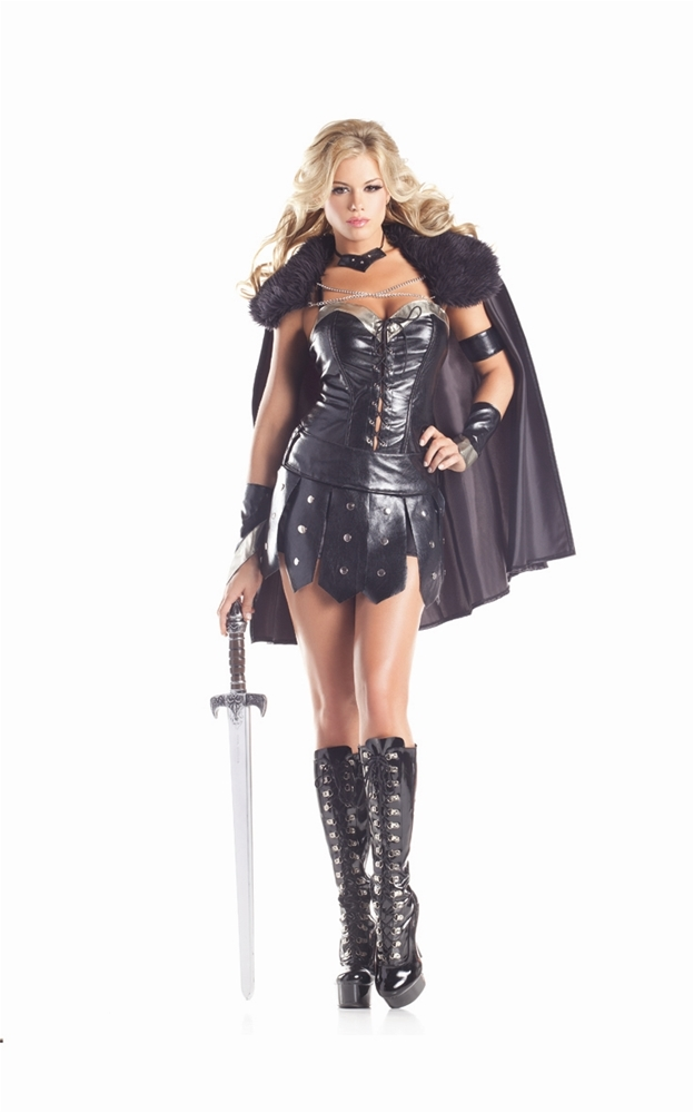 Warrior Princess Adult Womens Costume by Be Wicked