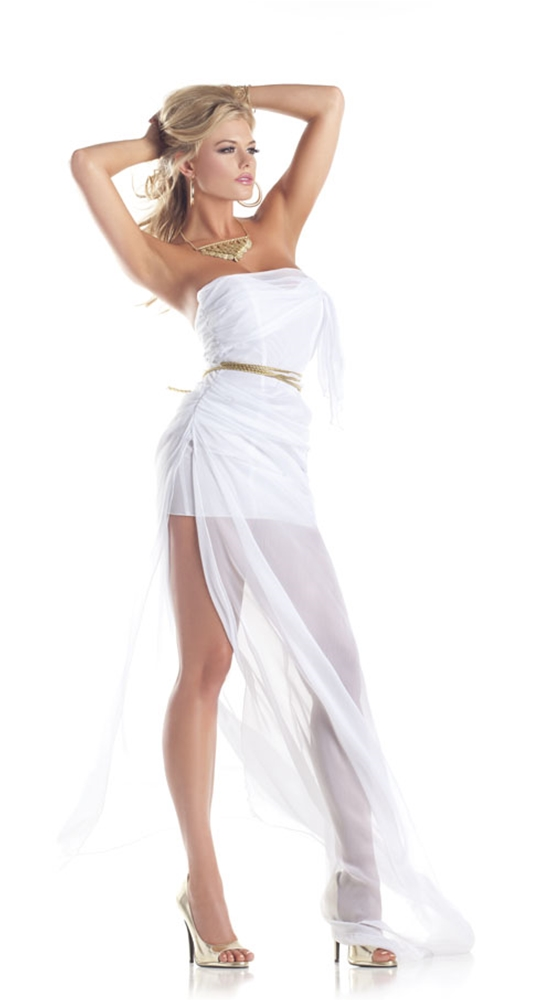 [Aphrodite Adult Womens Costume] (Aphrodite Costume)