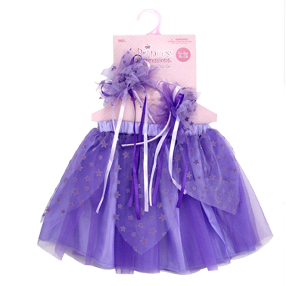 Princess Skirt with Hearts Kit