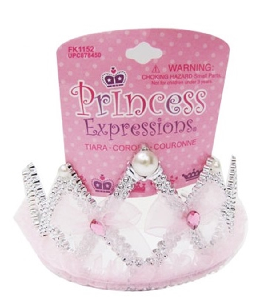 Princess Tiara with Bows