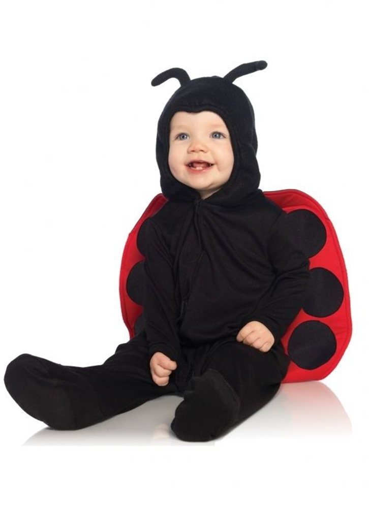 Baby Ladybug Infant Costume by Leg Avenue