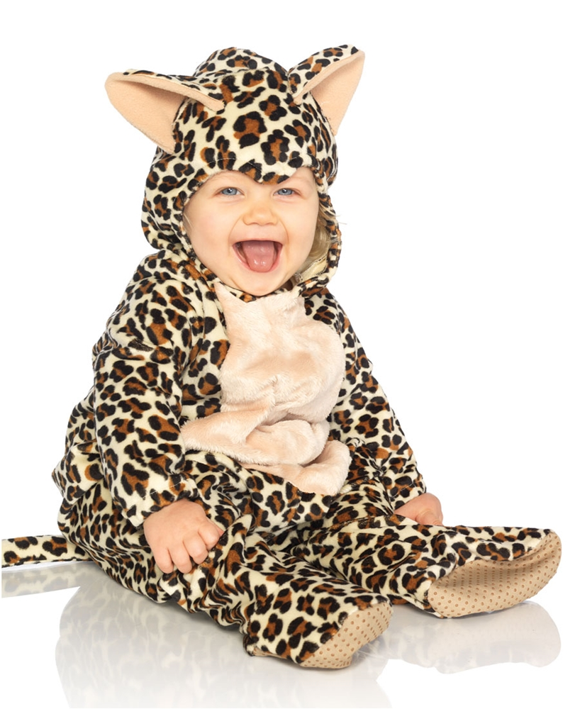 Baby Leopard Infant Costume