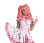 Pigtails-Pink-Cosplay-Wig