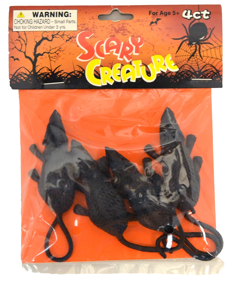 Image of Scary Creatures Halloween Party Favors (More Styles)