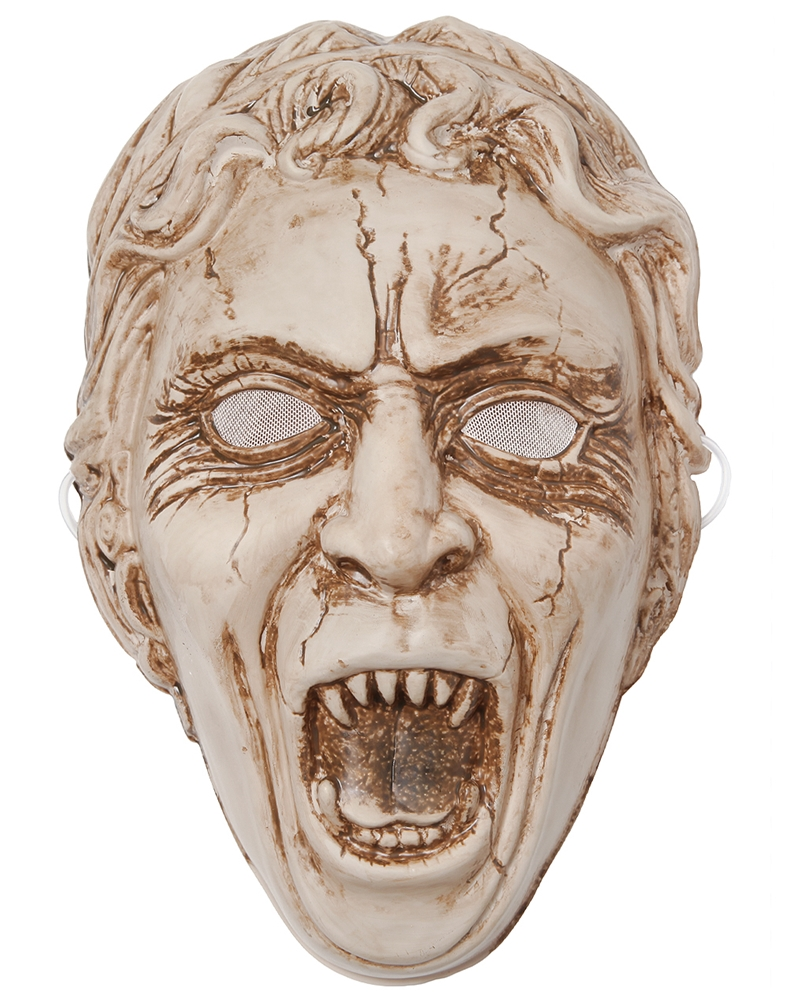 Doctor Who Weeping Angel Vacuform Mask