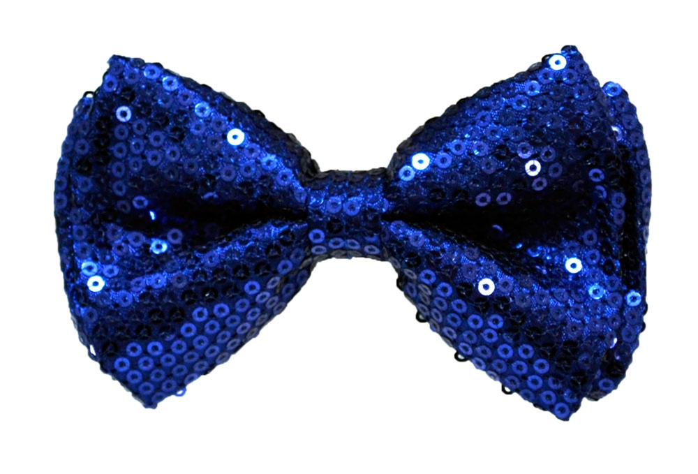 Sequin Bow Tie (More Colors)