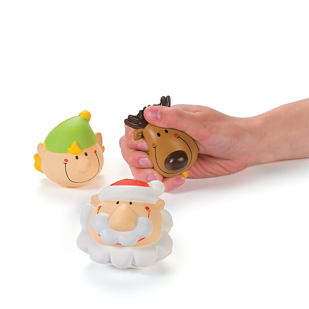 Image of Foam Holiday Toy