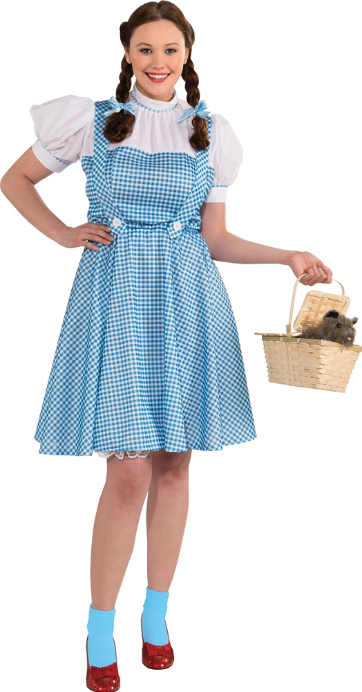 Dorothy Adult Womens Plus Size Costume