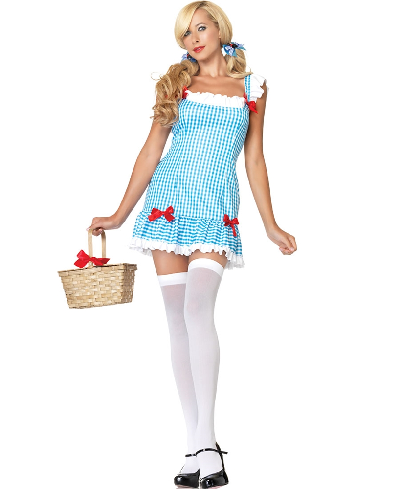 [Darling Dorothy Adult Womens Costume] (Dorothy Womens Costumes)