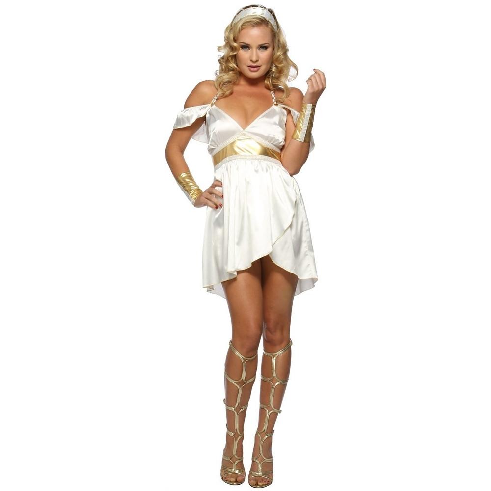 Alluring Aphrodite Adult Womens Costume