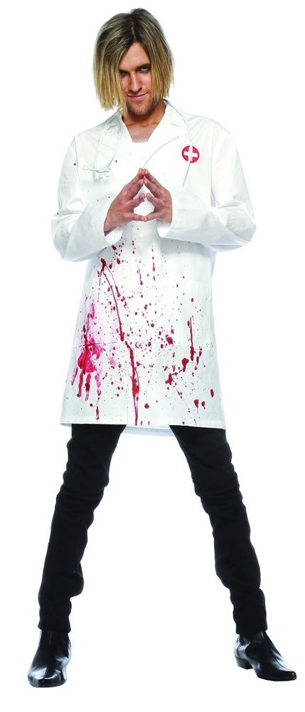 Dr. Gore Adult Mens Costume