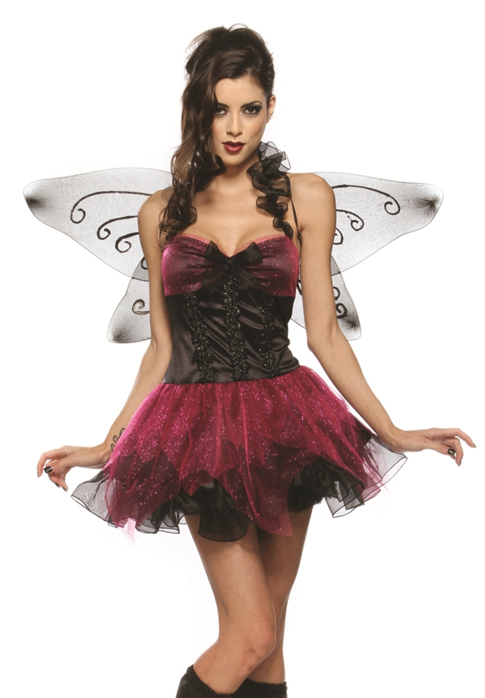 Night Fairy Adult Womens Costume