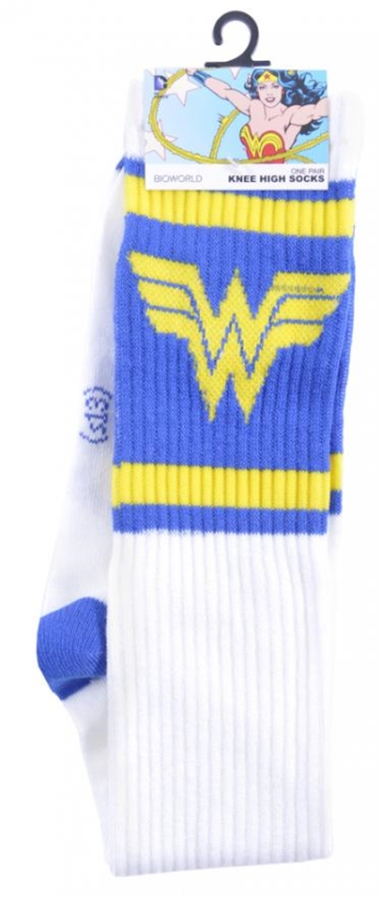 Image of Wonder Woman Knee High Socks