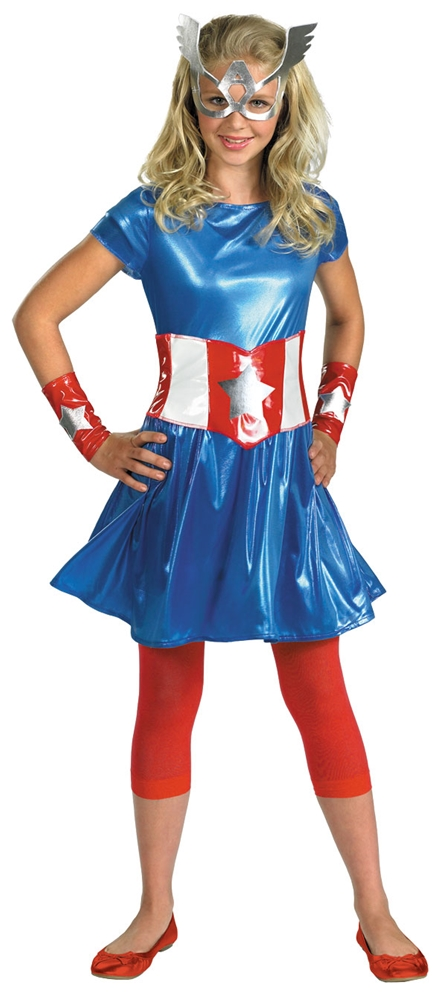 American Dream Girls & Tween Costume