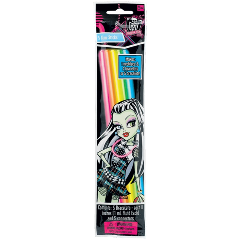Monster High Glow Sticks