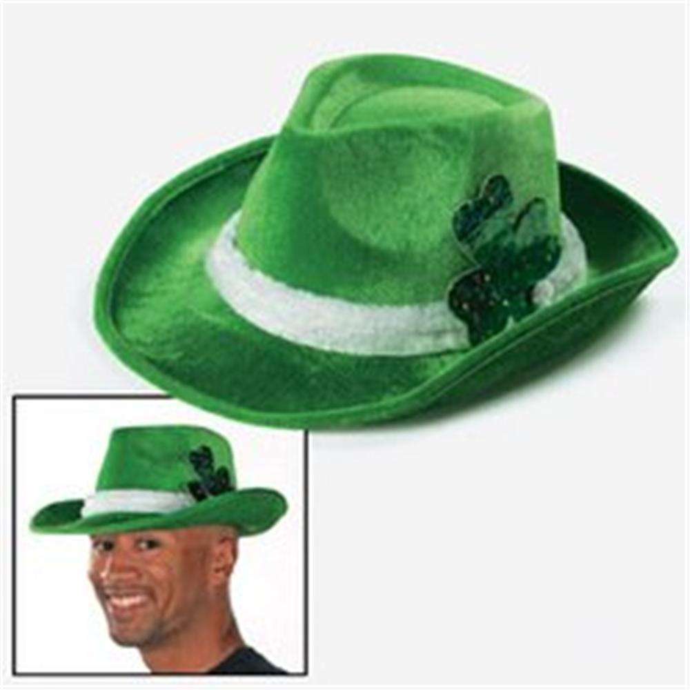 St. Patrick's Day Gambler Hat