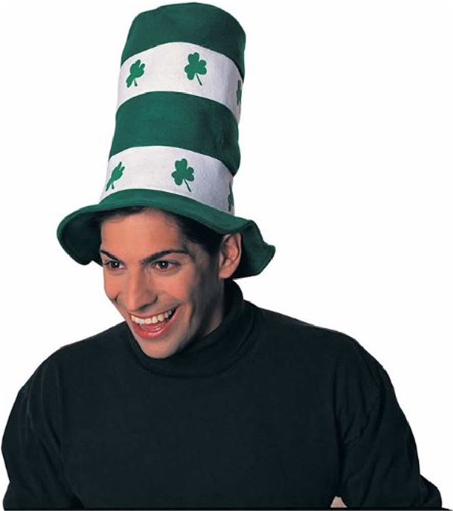 St. Patricks Stove Top Hat