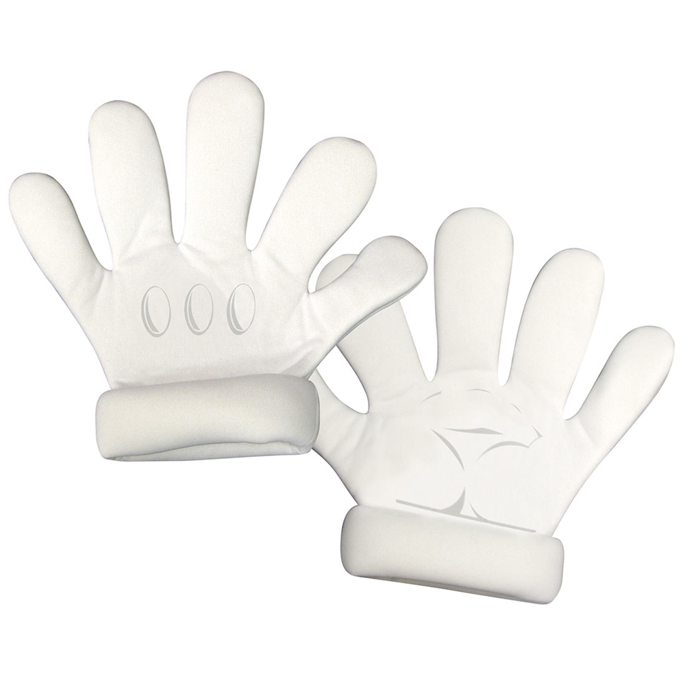 Mario Brothers Deluxe Adult Gloves