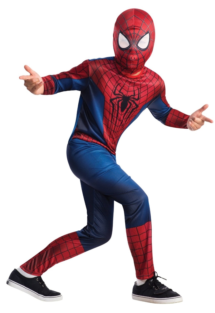 Amazing Spider-Man Jumpsuit Child Costume