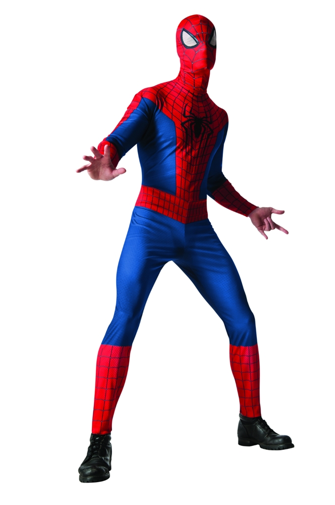 Amazing Spider-Man Jumpsuit Adult Mens Costume 820050
