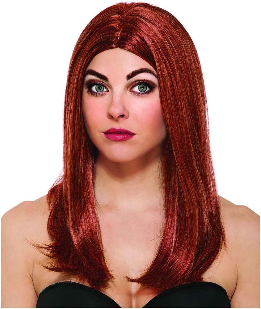 Black Widow Adult Wig (Black Widow Wig)